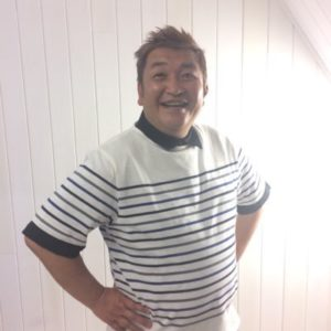 マンモウ飯田さん