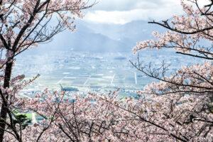 長野県中信地方の各市町村における名前の由来