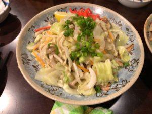 沖縄の生麺焼きそば