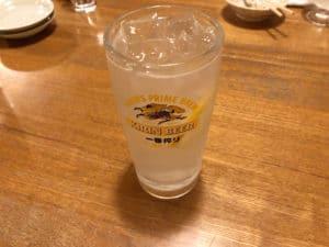 レモンサワー大