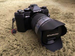 【レビュー】オリンパス「OM-D E-M5 MarkⅢ」を動画撮影用にポチった話