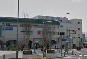 松本駅のビル『MIDORI』