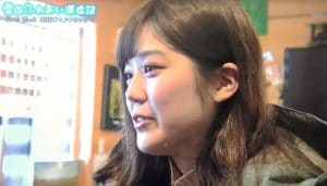 涙する戸田山アナ