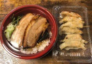 松本餃子食堂の「王道焼餃子」