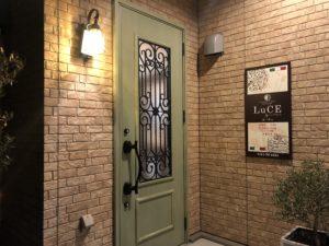 ルーチェのドア